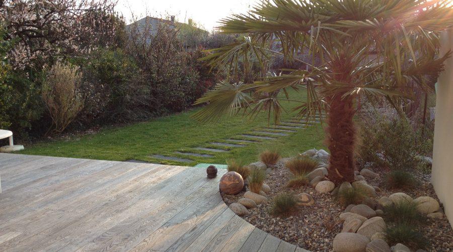 Terrasse à Saint-Orens